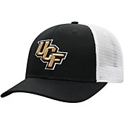 Top of the World Men's UCF Knights Black/White Trucker Adjustable Hat