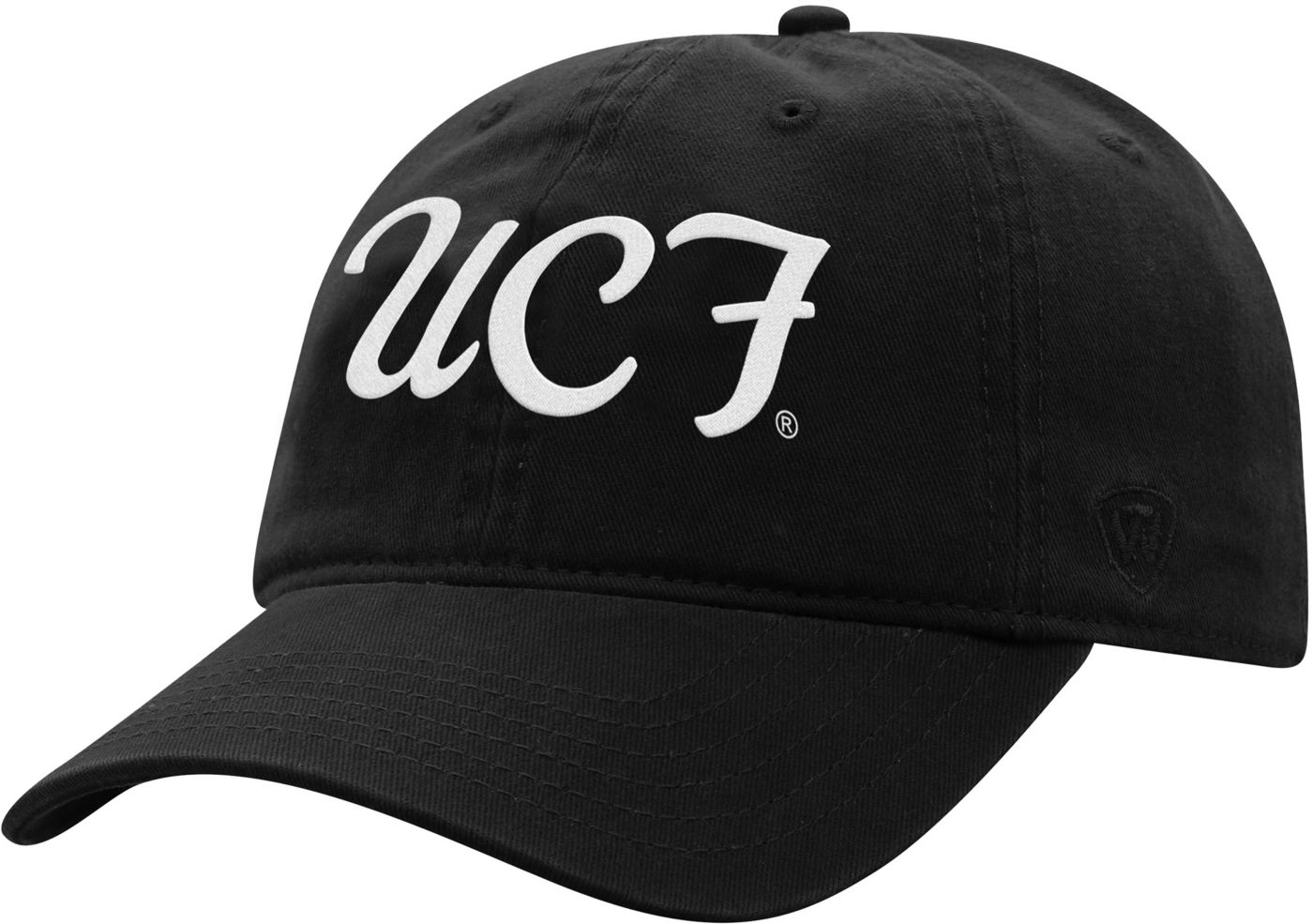 Top of the World Women's UCF Knights Zoey Adjustable Black Hat