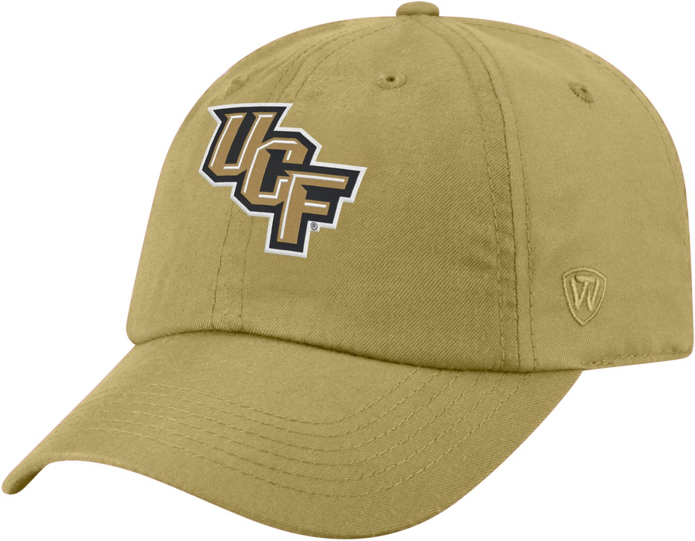 Top of the World Men's UCF Knights Gold Staple Adjustable Hat