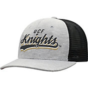 Top of the World Men's UCF Knights Grey/Black Cutter Adjustable Hat