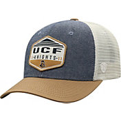 Top of the World Men's UCF Knights Grey/Brown/White Wild Adjustable Hat