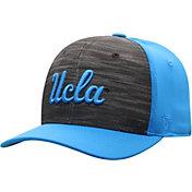 Top of the World Men's UCLA Bruins Grey/True Blue Pepper 1Fit Flex Hat