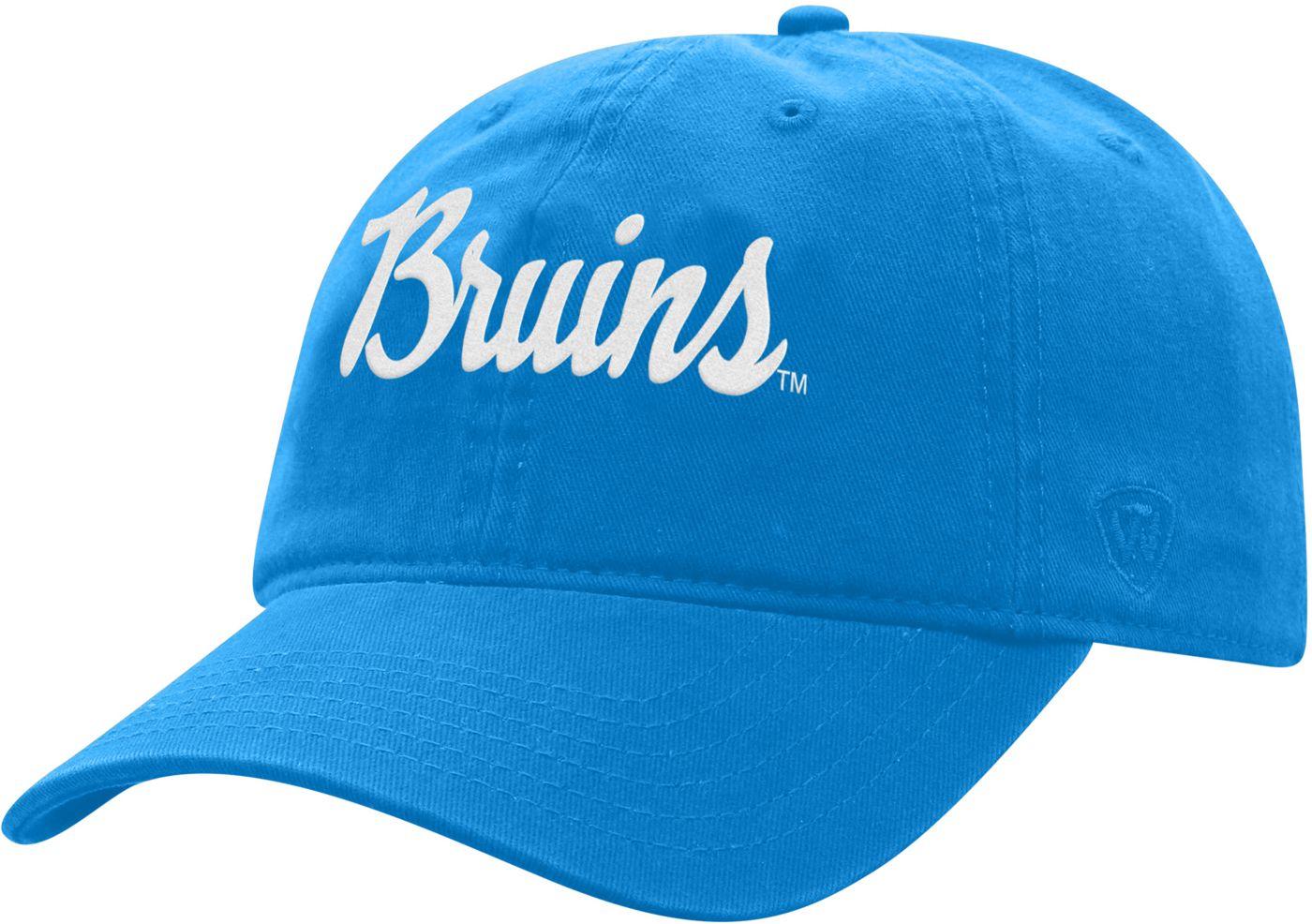 Top of the World Women's UCLA Bruins True Blue Zoey Adjustable Hat