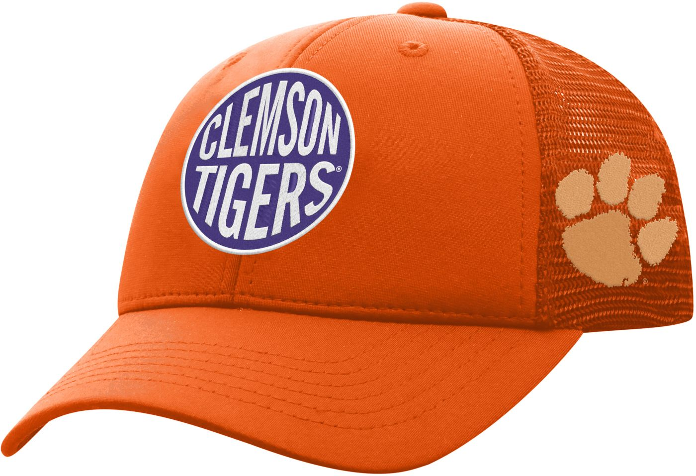 Top of the World Youth Clemson Tigers Orange Ace Adjustable Hat