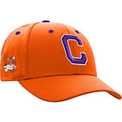 Top of the World Men's Clemson Tigers Orange Retro Triple Threat Adjustable Hat