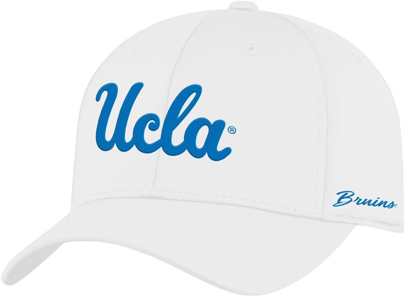 Top of the World Men's UCLA Bruins Phenom 1Fit Flex White Hat