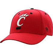 Top of the World Men's Cincinnati Bearcats Red Triple Threat Adjustable Hat