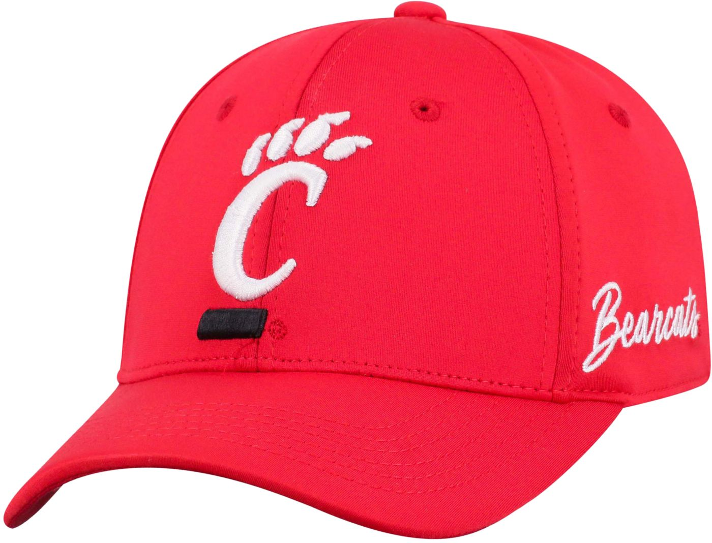 Top of the World Men's Cincinnati Bearcats Red Phenom 1Fit Flex Hat