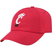Top of the World Men's Cincinnati Bearcats Red Staple Adjustable Hat