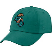 Top of the World Men's Coastal Carolina Chanticleers Teal Staple Adjustable Hat