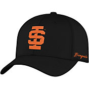 Top of the World Men's Idaho State Bengals Phenom 1Fit Flex Black Hat