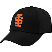 Top of the World Men's Idaho State Bengals Staple Adjustable Black Hat