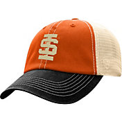 Top of the World Men's Idaho State Bengals Orange/White Off Road Adjustable Hat