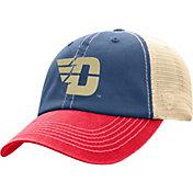 Top of the World Men's Dayton Flyers Blue/White Off Road Adjustable Hat