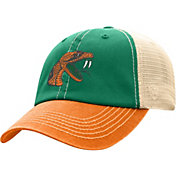 Top of the World Men's Florida A&M Rattlers Green/White Off Road Adjustable Hat