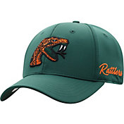 Top of the World Men's Florida A&M Rattlers Green Phenom 1Fit Flex Hat