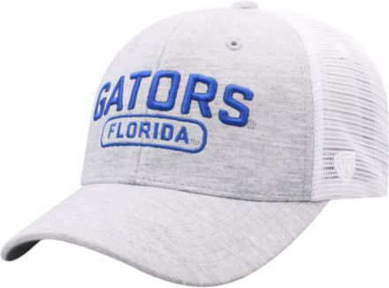 b9aefbaccd748a Top of the World Men's Florida Gators Grey Notch Adjustable Snapback Hat