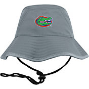 Top of the World Men's Florida Gators Grey Bucket Hat