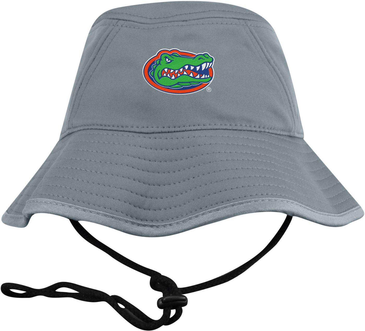 Top of the World Men's Florida Gators Grey Bucket Hat