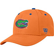 Top of the World Men's Florida Gators Blue Triple Threat Adjustable Hat