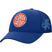 Top of the World Youth Florida Gators Blue Ace Adjustable Hat
