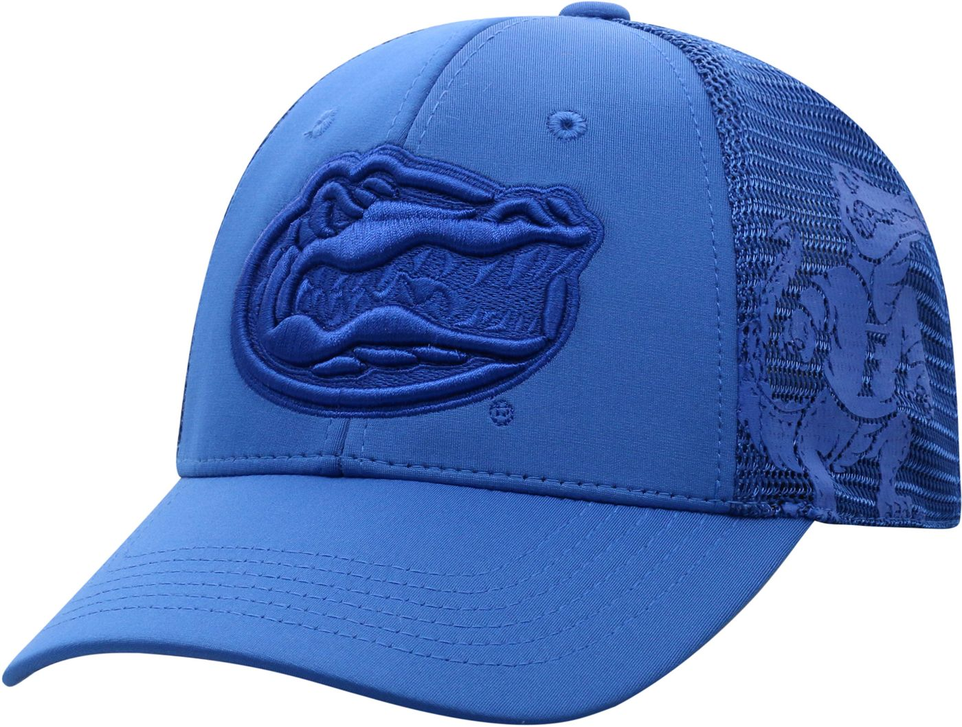 Top of the World Men's Florida Gators Blue Dayblaster 1Fit Flex Hat