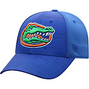 Top of the World Men's Florida Gators Blue Intrude 1Fit Flex Hat