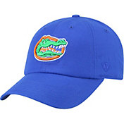 Top of the World Men's Florida Gators Blue Staple Adjustable Hat
