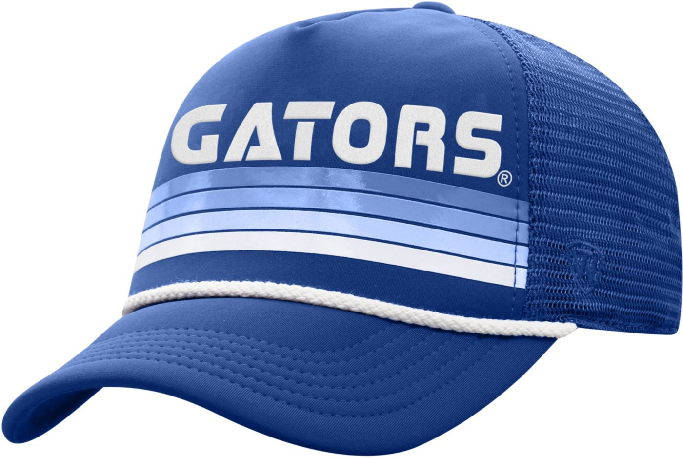 Top of the World Men's Florida Gators Blue Wipeout Adjustable Snapback Hat