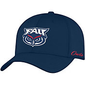 Top of the World Men's Florida Atlantic Owls Blue Phenom 1Fit Flex Hat