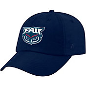 Top of the World Men's Florida Atlantic Owls Blue Staple Adjustable Hat