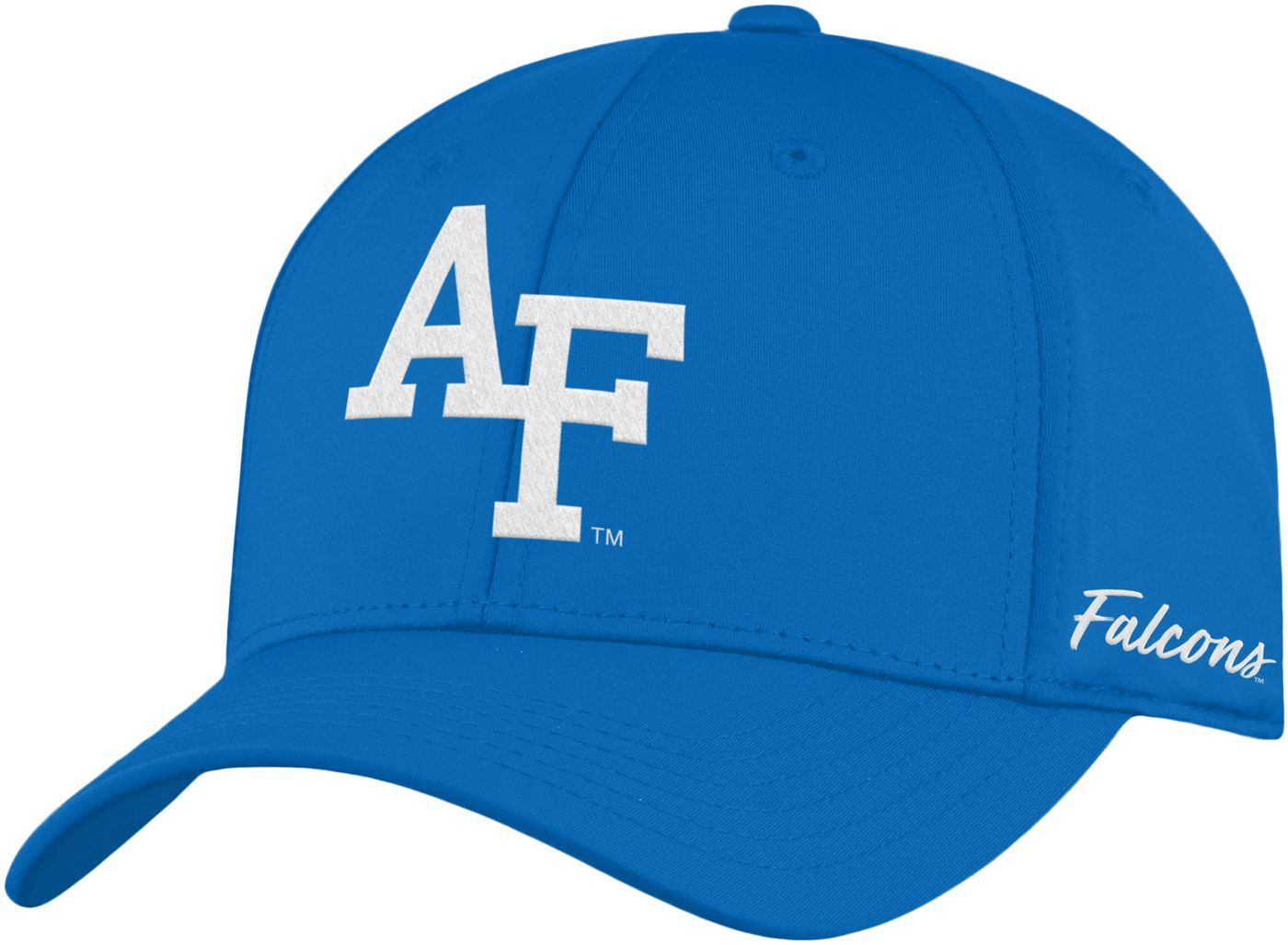 Top of the World Men's Air Force Falcons Blue Phenom 1Fit Flex Hat
