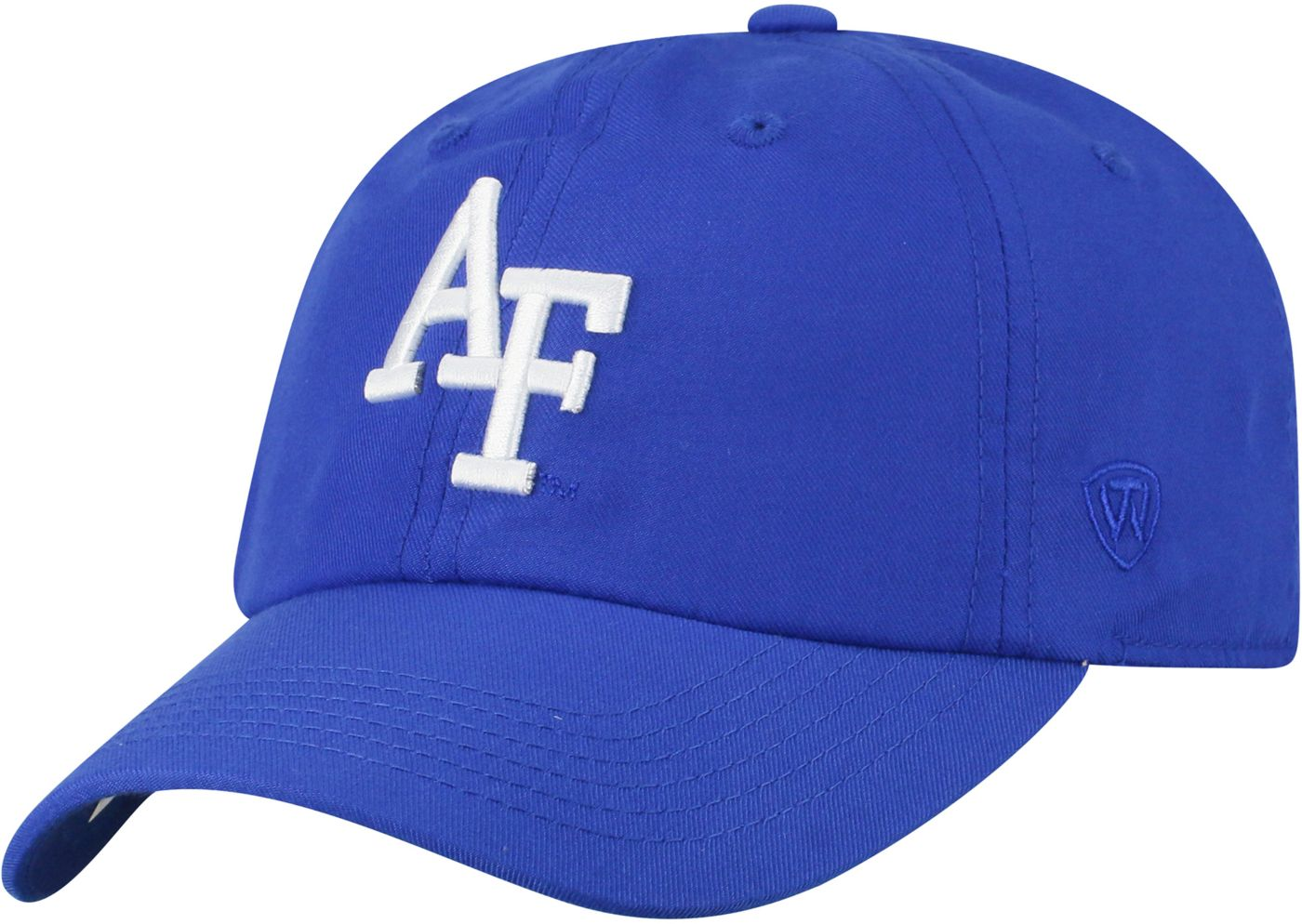 Top of the World Men's Air Force Falcons Blue Staple Adjustable Hat