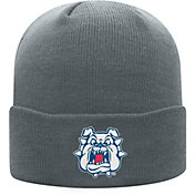 Top of the World Men's Fresno State Bulldogs Grey Cuff Knit Beanie