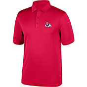 Top of the World Men's Fresno State Bulldogs Cardinal Polo