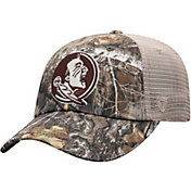 Top of the World Men's Florida State Seminoles Camo Acorn Adjustable Hat