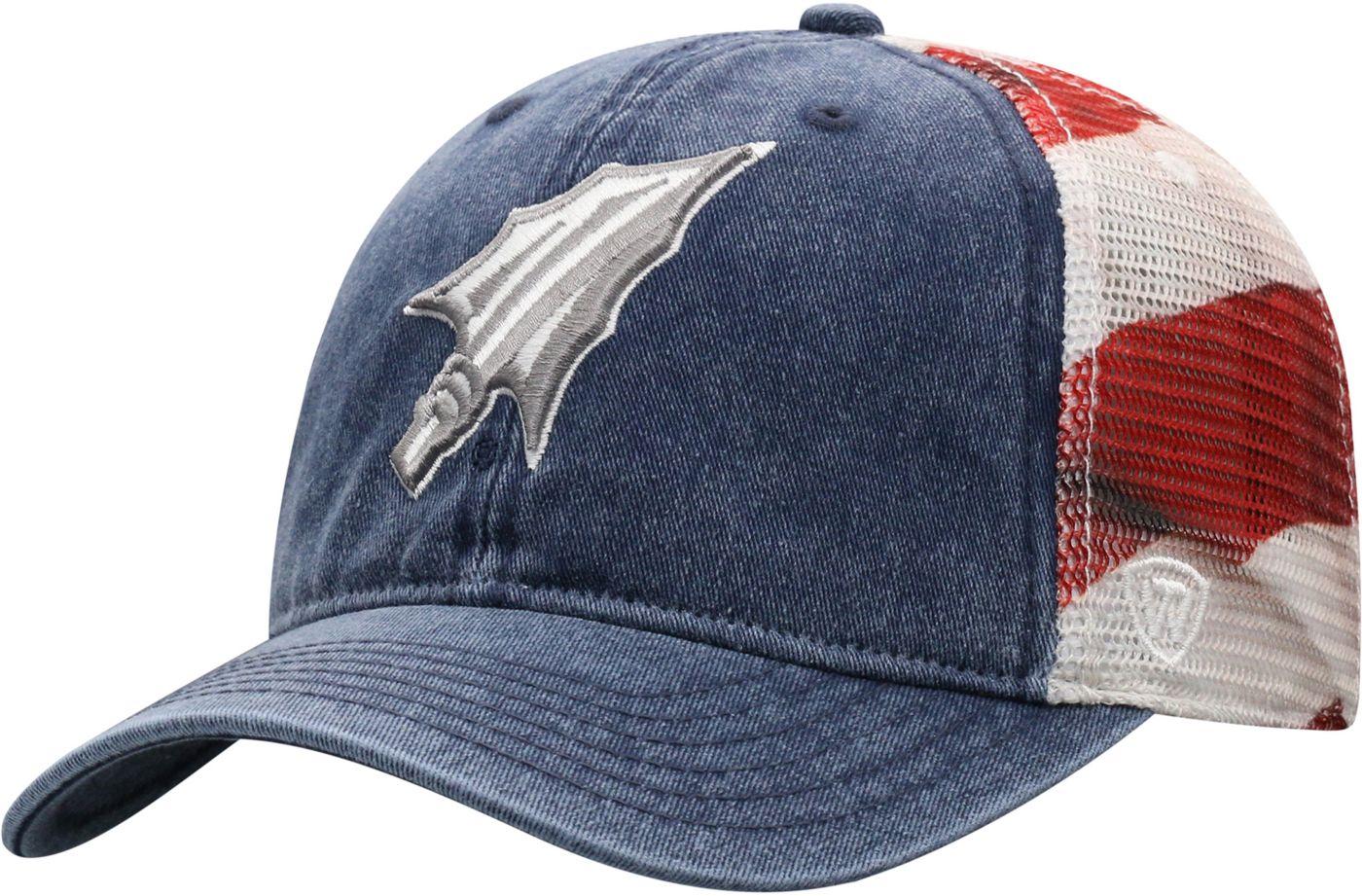 Top of the World Men's Florida State Seminoles Flag Adjustable Hat