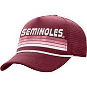 Top of the World Men's Florida State Seminoles Garnet Wipeout Adjustable Snapback Hat