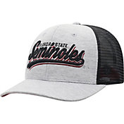 Top of the World Men's Florida State Seminoles Grey/Black Cutter Adjustable Hat