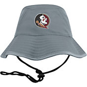 Top of the World Men's Florida State Seminoles Grey Bucket Hat