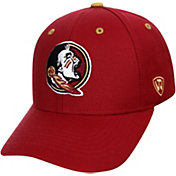 Top of the World Men's Florida State Seminoles Garnet Triple Threat Adjustable Hat