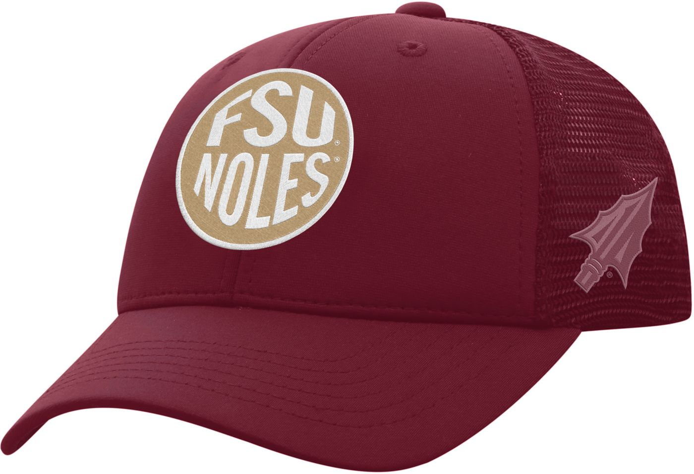 Top of the World Youth Florida State Seminoles Garnet Ace Adjustable Hat