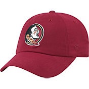 Top of the World Men's Florida State Seminoles Garnet Staple Adjustable Hat