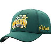 Top of the World Men's George Mason Patriots Green Phenom 1Fit Flex Hat