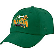 Top of the World Men's George Mason Patriots Green Staple Adjustable Hat