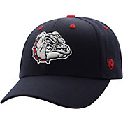 Top of the World Men's Gonzaga Bulldogs Blue Triple Threat Adjustable Hat