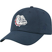Top of the World Men's Gonzaga Bulldogs Blue Staple Adjustable Hat