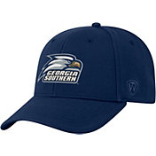 Top of the World Men's Georgia Southern Eagles Navy Class 1Fit Flex Hat