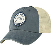 Top of the World Men's Georgia Southern Eagles Navy/White Keepsake Adjustable Hat