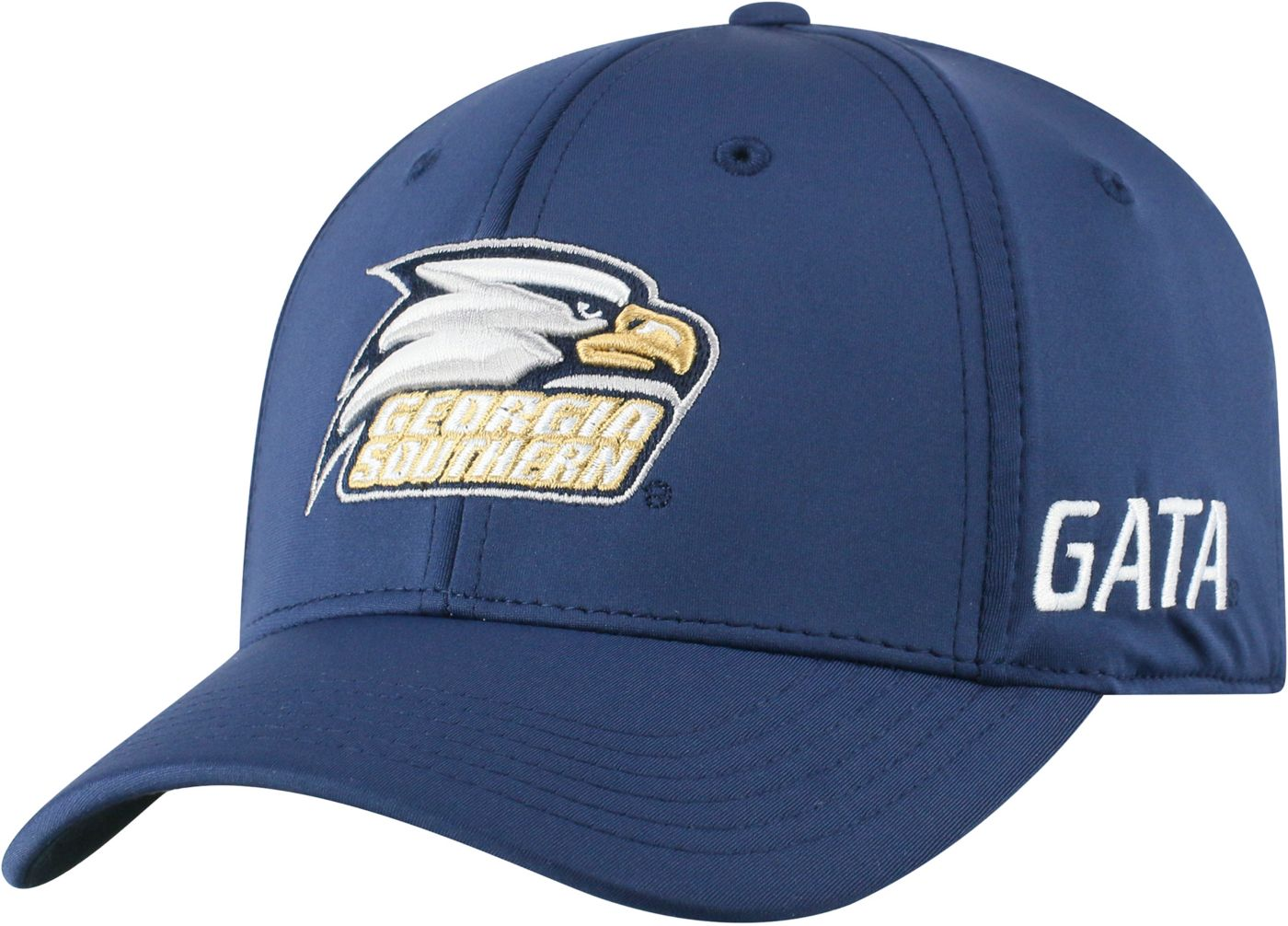 Top of the World Men's Georgia Southern Eagles Navy Phenom 1Fit Flex Hat